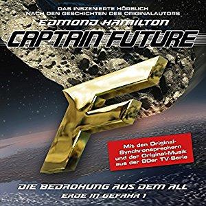 Captain Future: Erde in Gefahr (2016)
