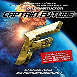 Captain Future: Die Herausforderung (2018)