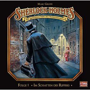 Sherlock Holmes - Die geheimen Fälle des Meisterdetektivs
