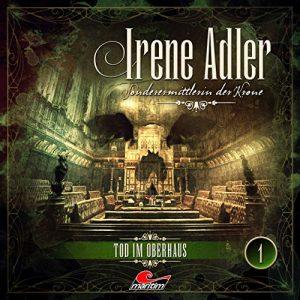 Irene Adler - Sonderermittlerin der Krone