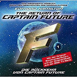 Captain Future Hörspiele