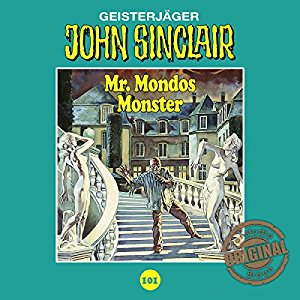 John Sinclair (Tonstudio Braun) #101 – Mr. Mondos Monster