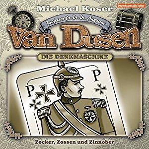 Professor van Dusen - Alle Hörspielreihen