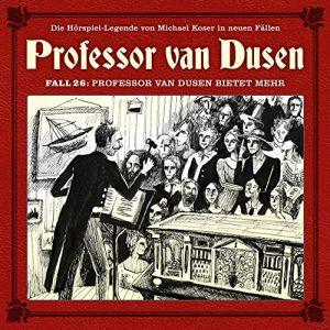 Professor van Dusen (neue Fälle) #26 – Professor van Dusen bietet mehr