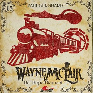 Wayne McLair #15 – Der Hope-Diamant